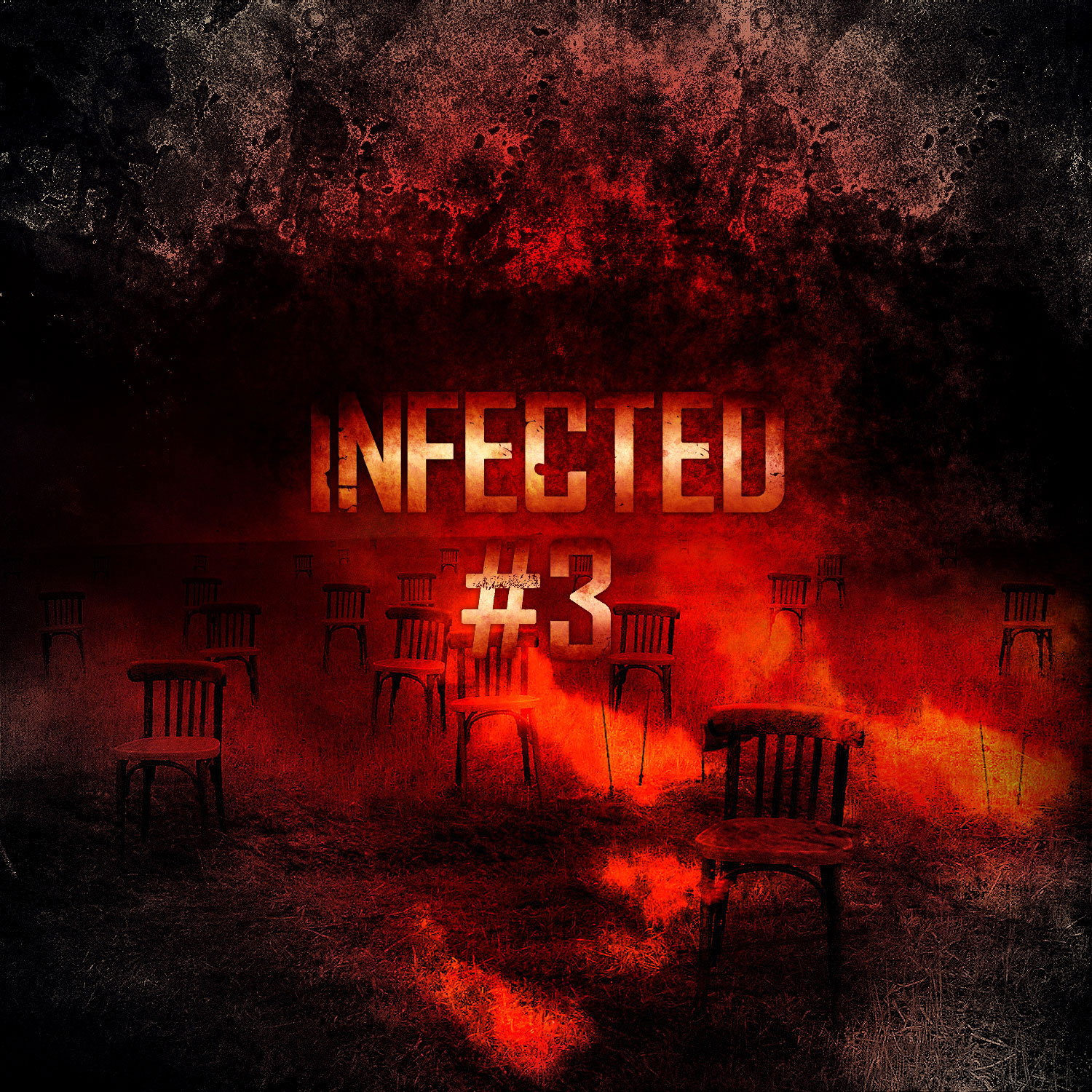 Infektion Magazine - Compilacao Infected #3