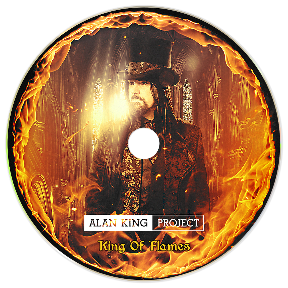 Alan King Project - King Of Flames