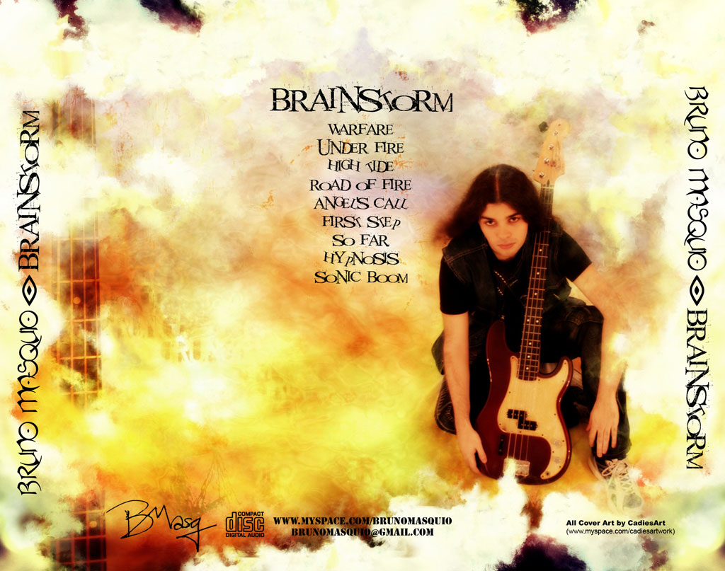 Bruno Masquio - BrainStorm
