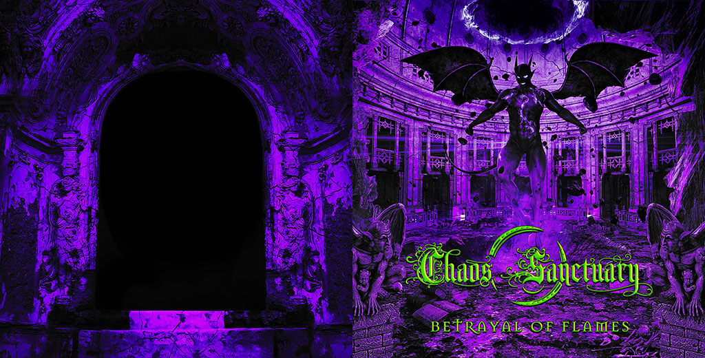 Chaos O Sanctuary - Betrayal of Fiames