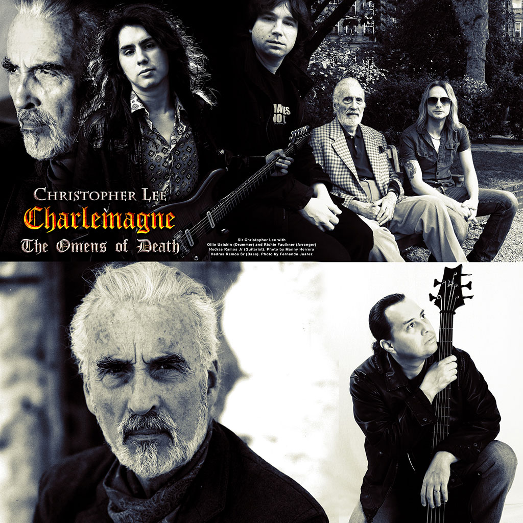 Christopher Lee: Charlemagne - The Omens Of Death