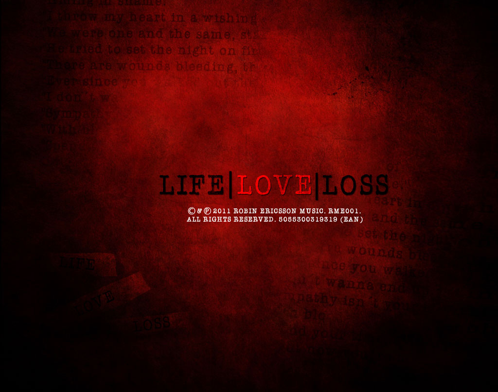 Degreed - Life Love Loss (Euro Release)