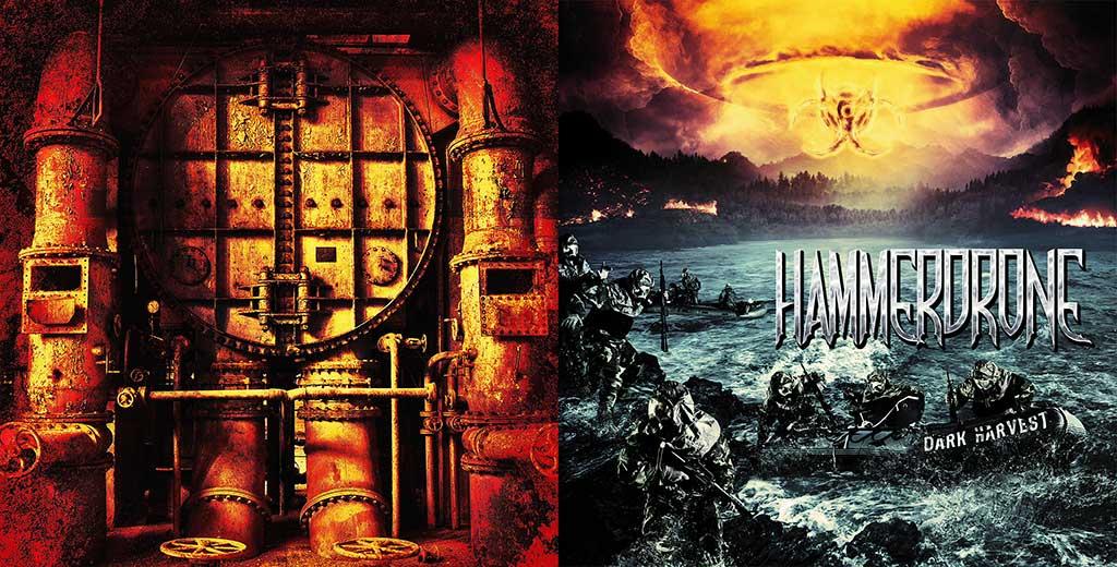 Hammerdrone - Dark Harvest