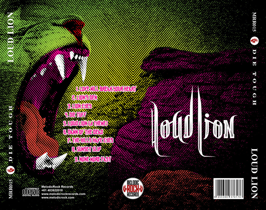 LoudLion - Die Tough