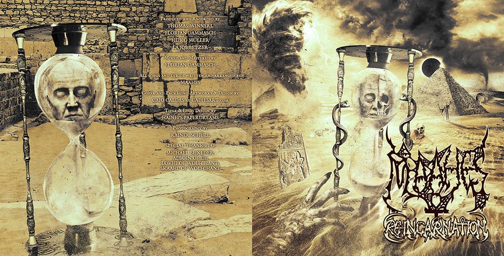 Maahes - Reincarnation