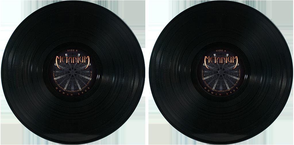 Metanium - Human Race LP
