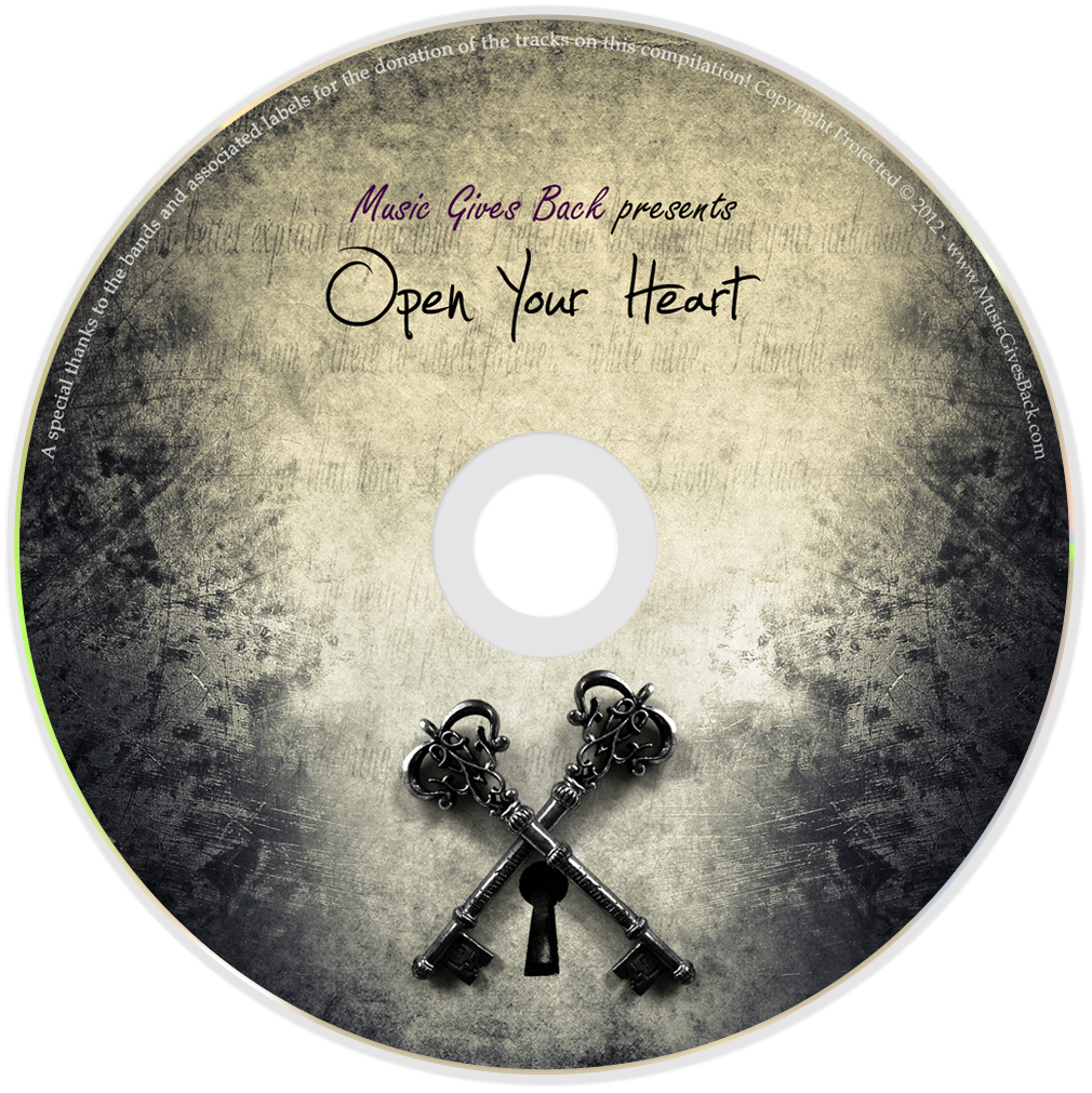 Music Gives Back - Open Your Heart