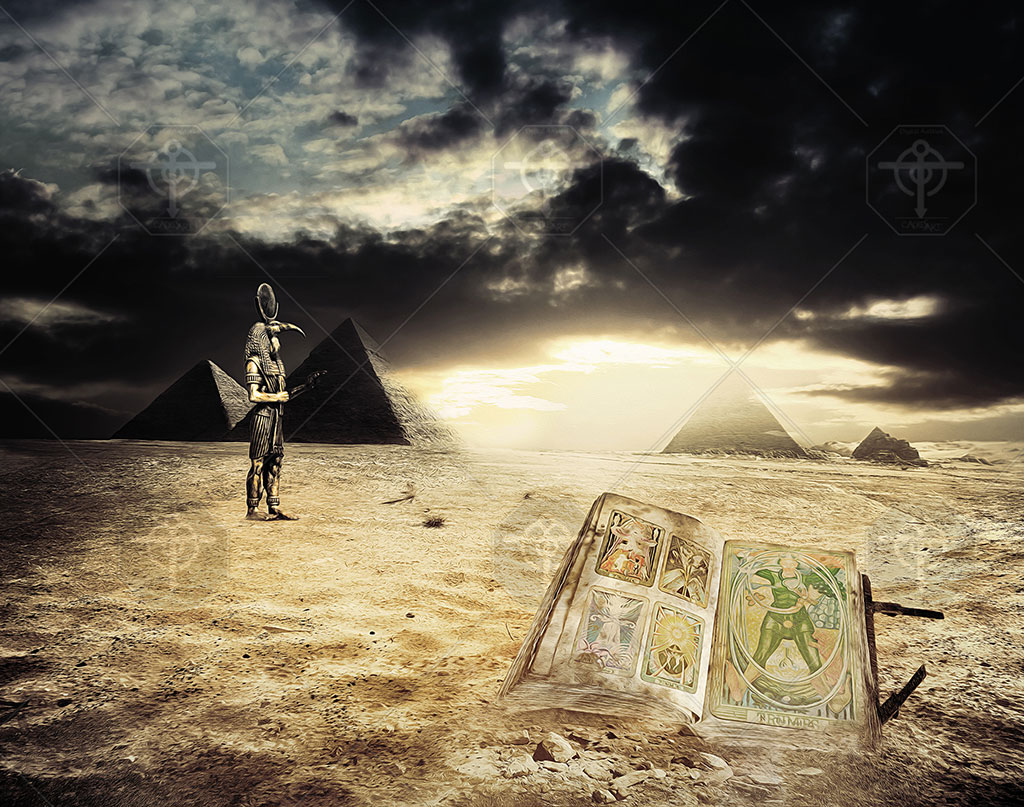 Rafael Hernandez III - The Book Of Thoth