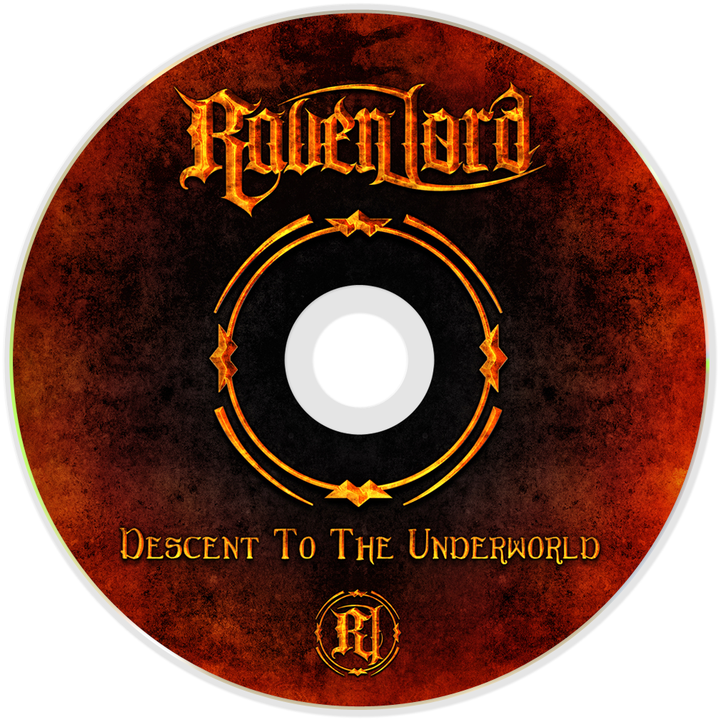 Raven Lord - Descent To The Underworld