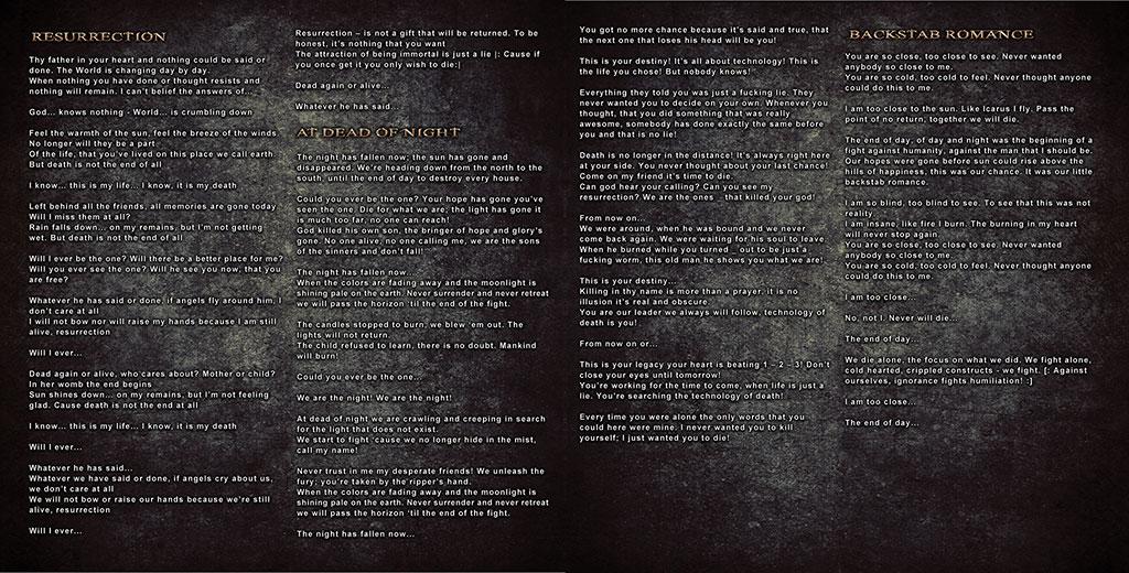 Scarecrow NWA - Transgression