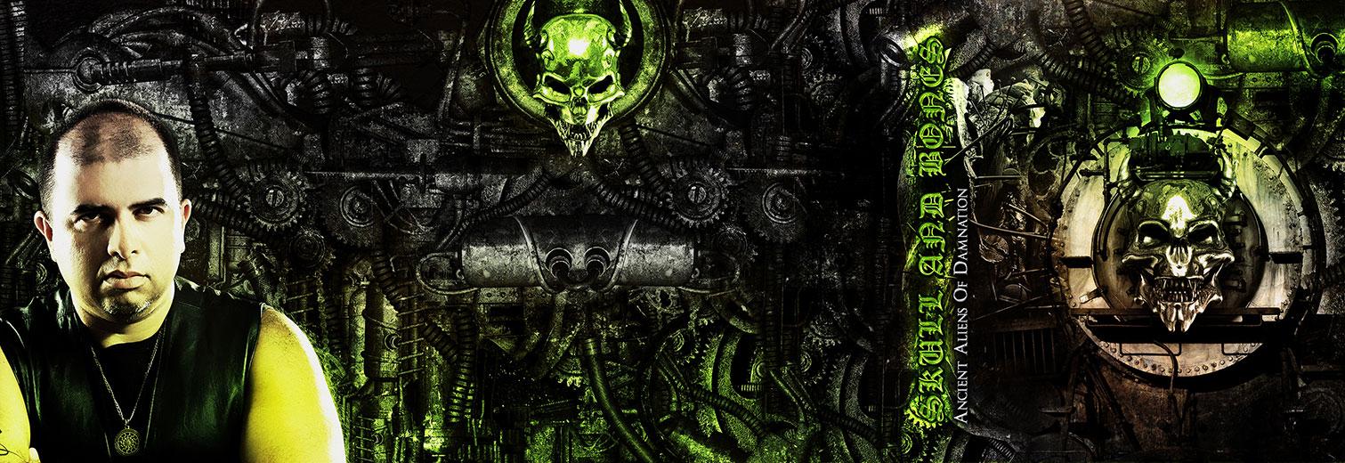 Skull And Bones - Ancient Aliens Of Damnation