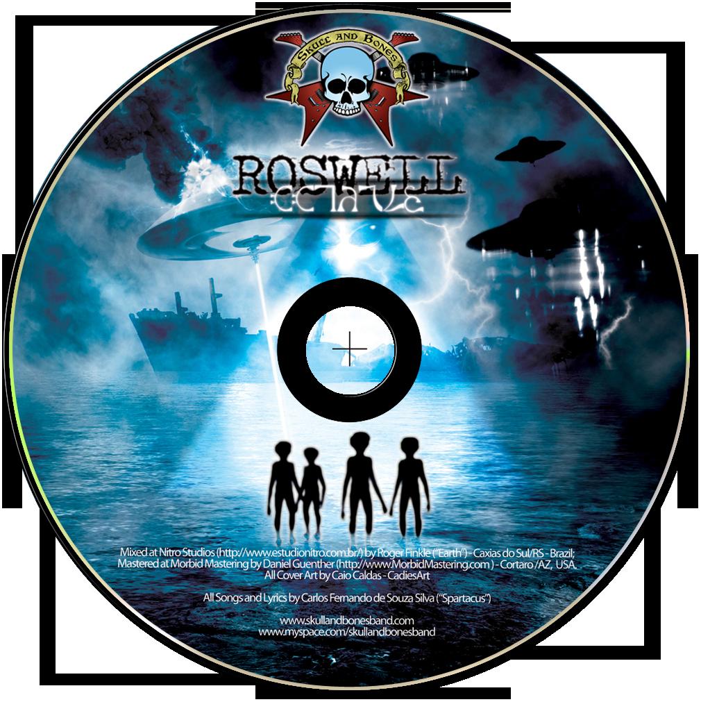 Skull And Bones - Roswell