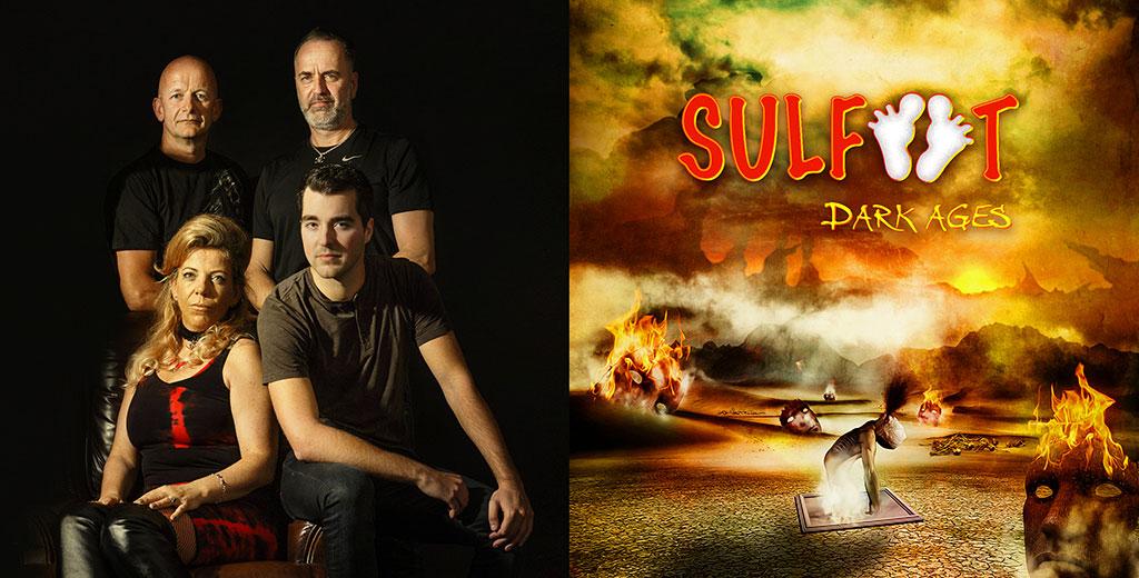 Sulfeet - Dark Ages
