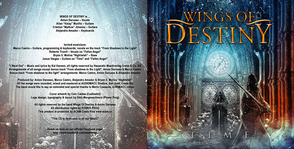 Wings Of Destiny - Time
