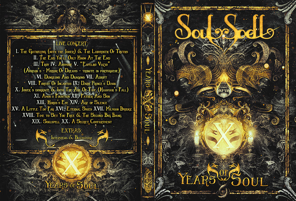 SoulSpell - 10 Years Of Soul